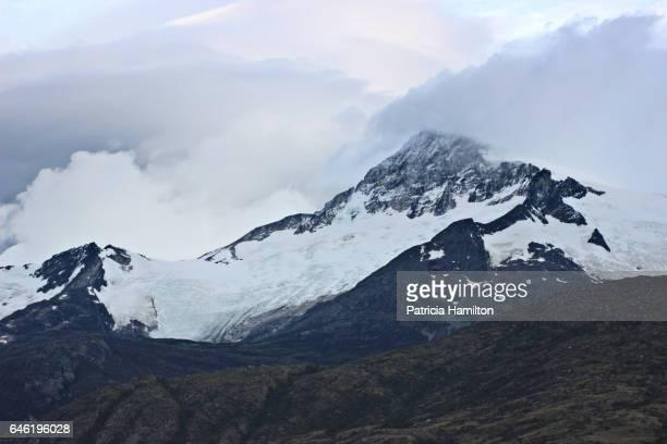 Glaciers in the Chilean Fjords