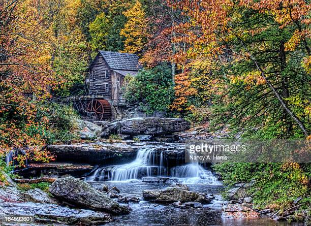 Glade Creek Grist Mill, Babcock State Park