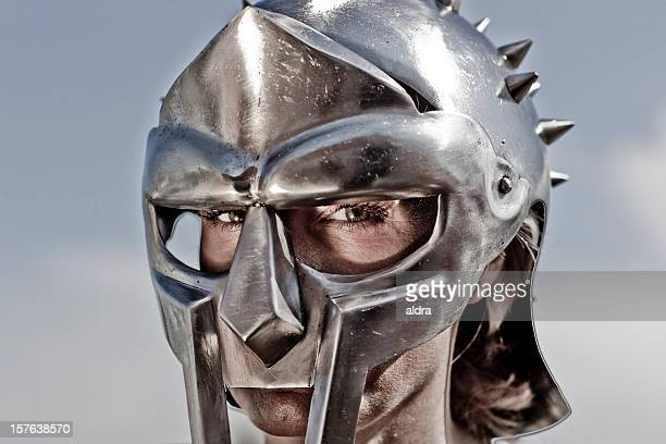 gladiator - roman army stock pictures, royalty-free photos & images