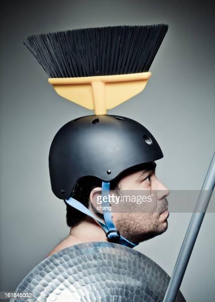 gladiateurs-ave, césar, morituri te salutant!» - gladiateur photos et images de collection