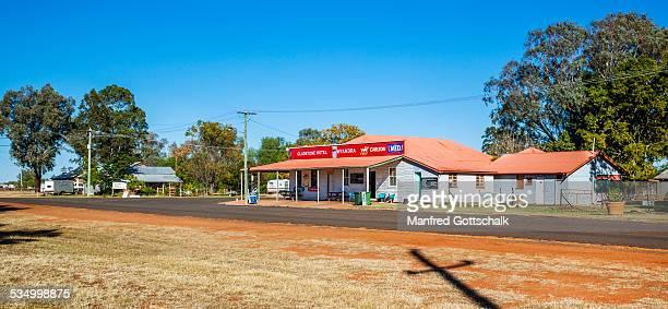Gladstone Hotel Wyandra SW QLD