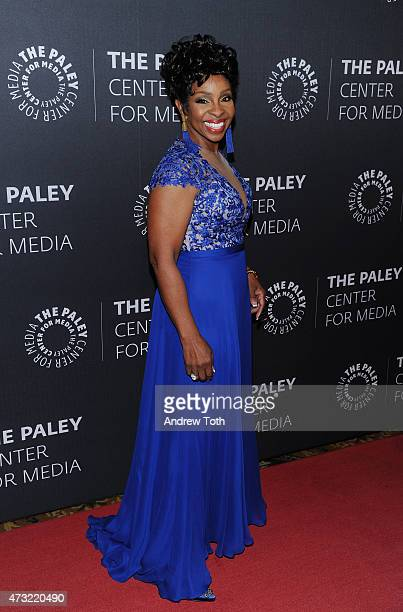 Gladys Knight attends A Tribute To AfricanAmerican Achievements In Television hosted by The Paley Center For Media at Cipriani Wall Street on May 13...