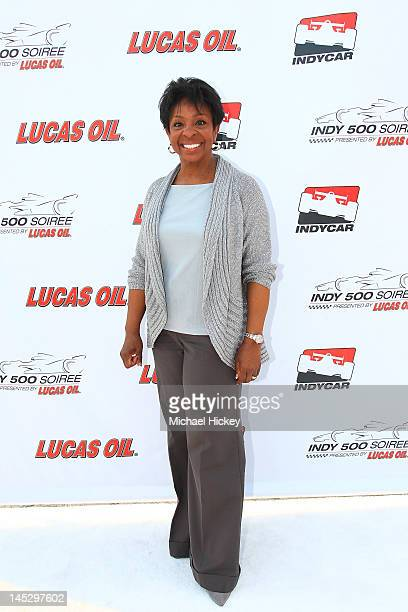 Gladys Knight attends Indy 500 Soiree Presented by Lucas Oil on May 25 2012 in Indianapolis Indiana