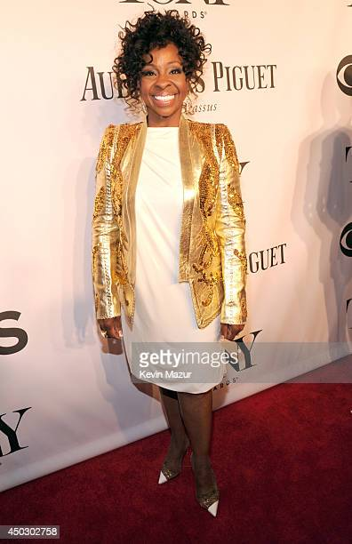 Gladys Knight attends the 68th Annual Tony Awards at Radio City Music Hall on June 8 2014 in New York City