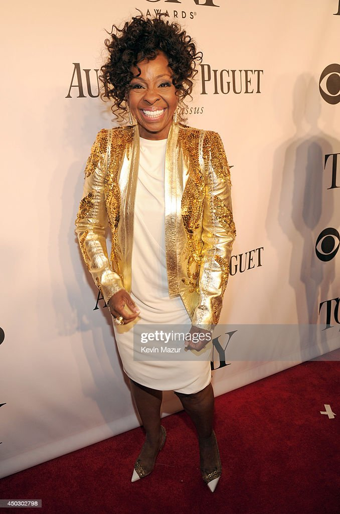 Gladys Knight attends the 68th Annual Tony Awards at Radio City Music Hall on June 8, 2014 in New York City.