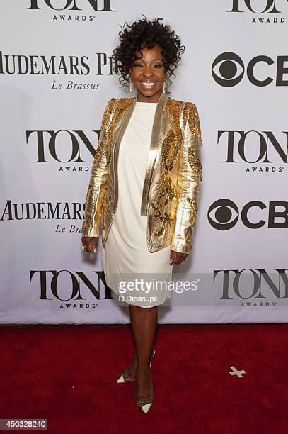 Gladys Knight attends the American Theatre Wing's 68th Annual Tony Awards at Radio City Music Hall on June 8, 2014 in New York City.