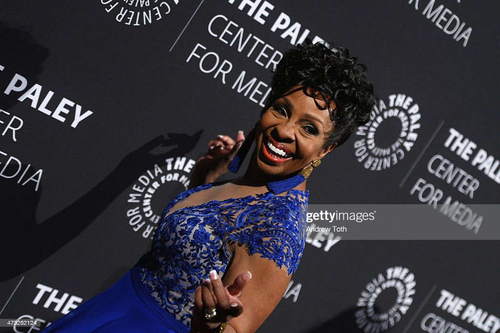 Gladys Knight attends The Paley Center for Media hosts a Tribute to African-American Achievements in Television at Cipriani Wall Street on May 13, 2015 in New York City.