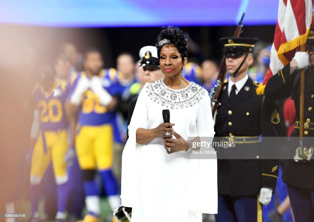Super Bowl LIII Pregame : News Photo