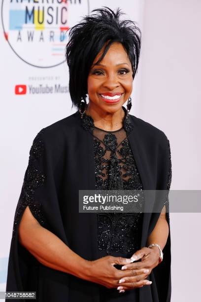 Gladys Knight photographed on the red carpet of the 2018 American Music Awards at the Microsoft Theater on October 9 2018 in Los Angeles USA