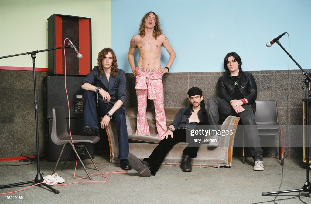 The Darkness, Trash UK, June 1, 2003