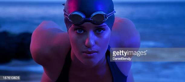 Glam Swimmer