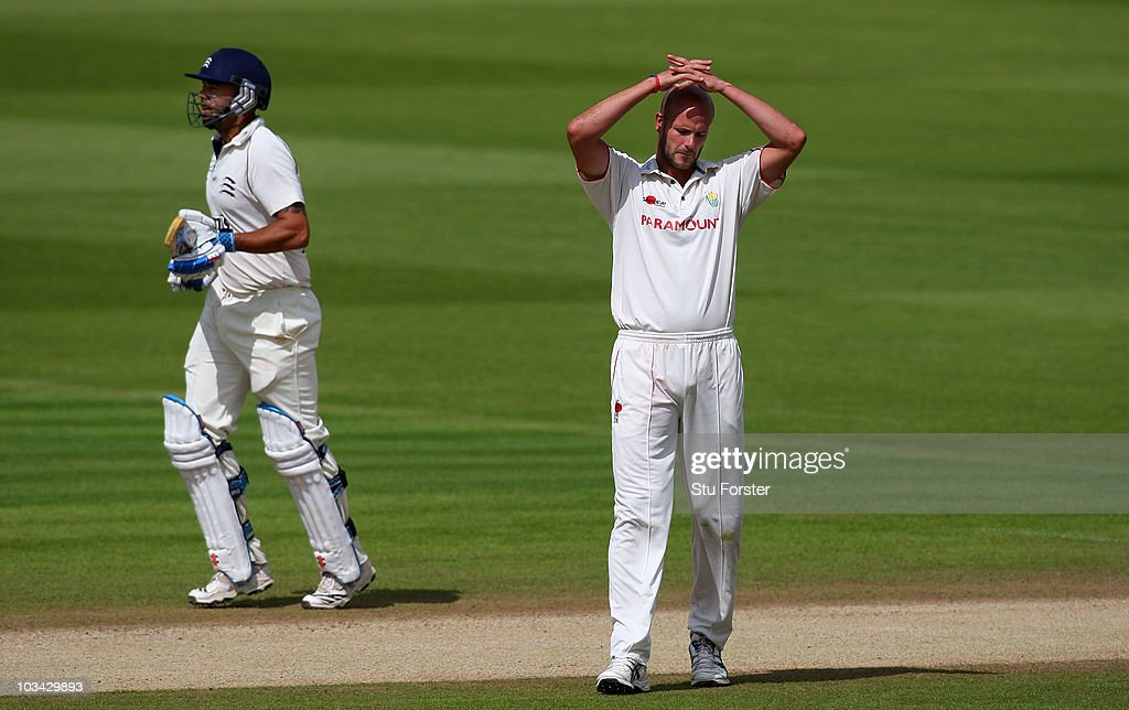 Glamorgan v Middlesex - LV County Championship: Division Two