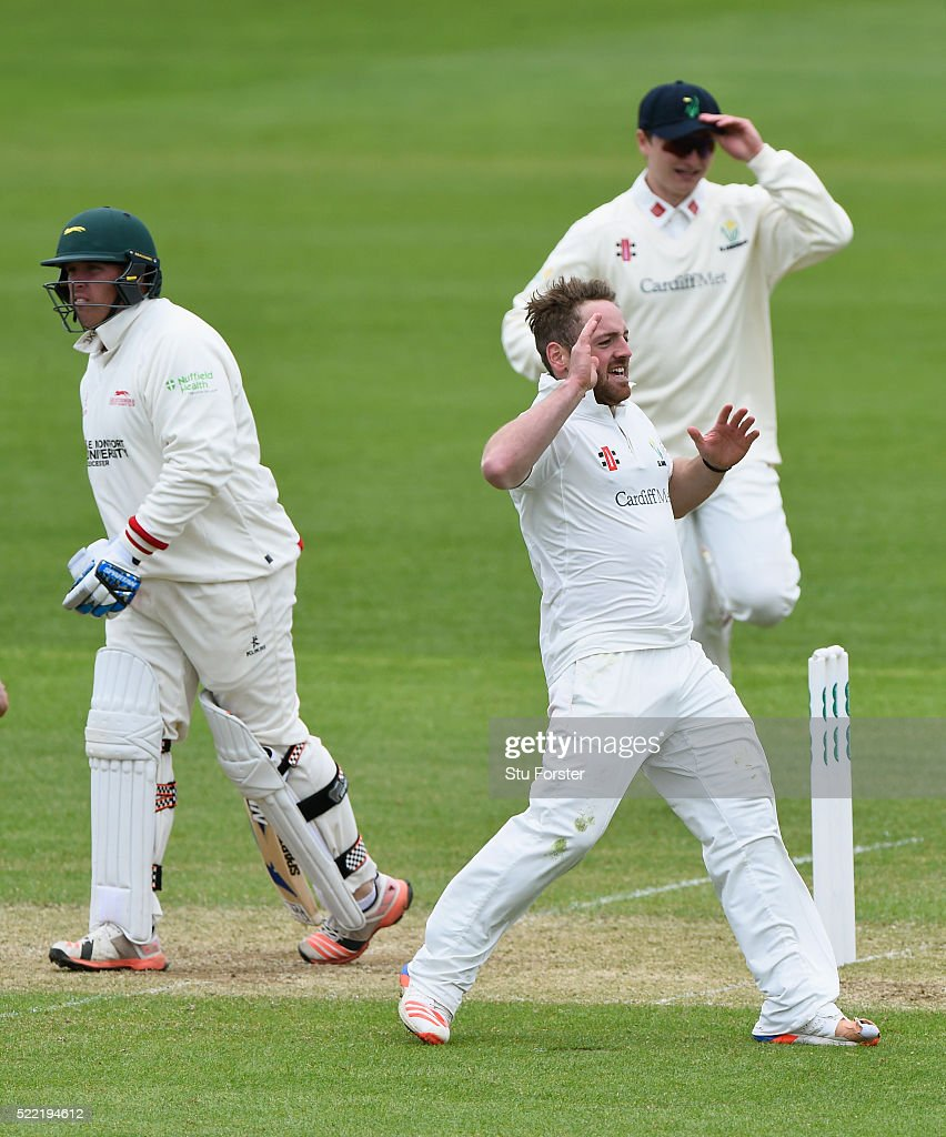 Glamorgan v Leicestershire - Specsavers County Championship: Division Two