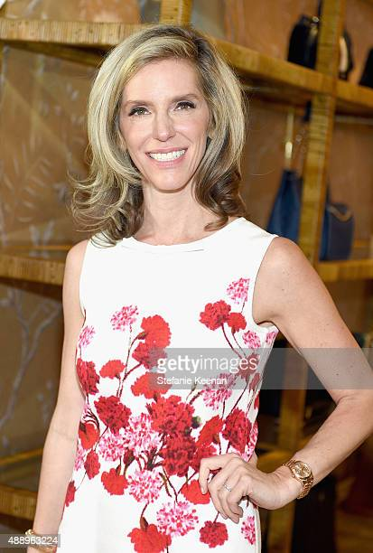 Glamour contributing editor Jane Buckingham attends the Glamour Women To Watch Lunch hosted by Cindi Leive at the Tory Burch Boutique Beverly Hills...