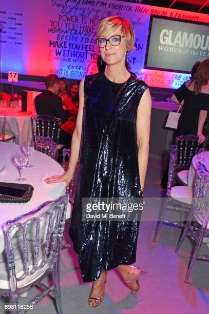 Glamour editor Jo Elvin attends the Glamour Women of The Year Awards 2017 in Berkeley Square Gardens on June 6 2017 in London England