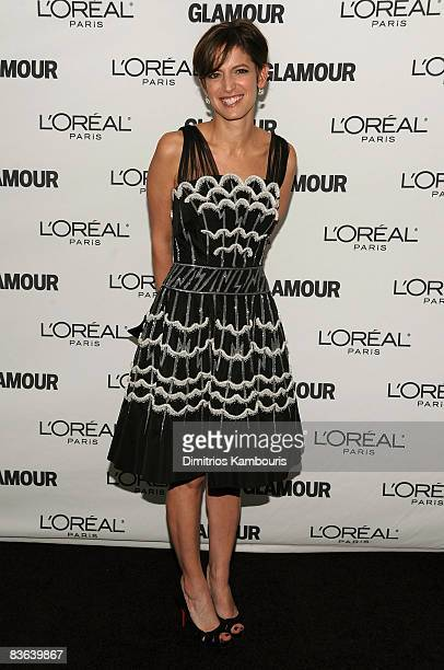 Glamour Editor-in-Chief Cindi Leive attends the 2008 Glamour Women of the Year Awards at Carnegie Hall on November 10, 2008 in New York City.