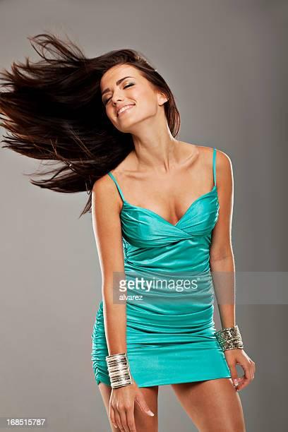 Glamour Girl Dancing