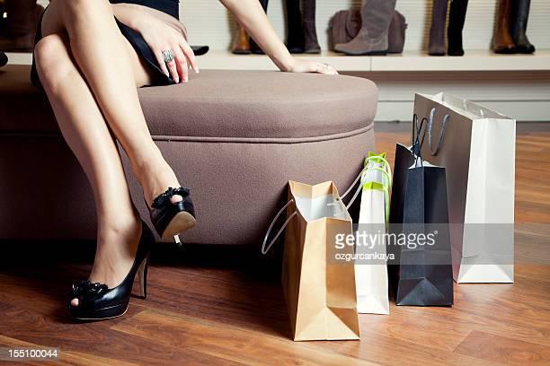 Glamour-Shopping