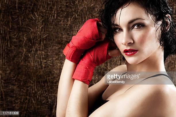 Glamour Woman Boxer