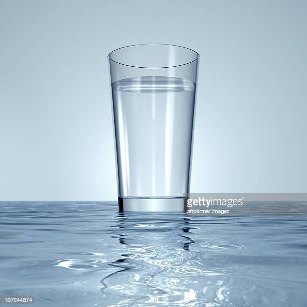 A Glas of Clear Water