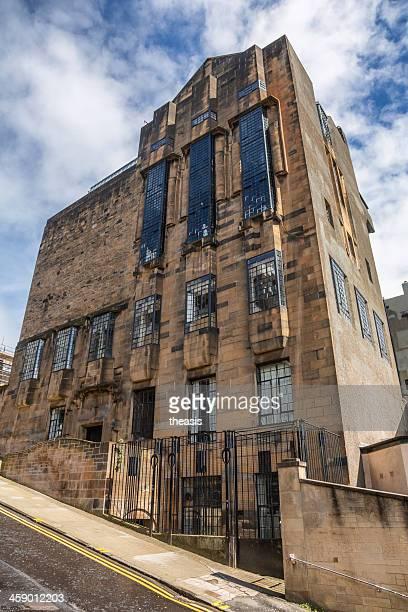 Escuela de arte de Glasgow