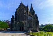 glasgow cathedral is oldest cathedral mainland