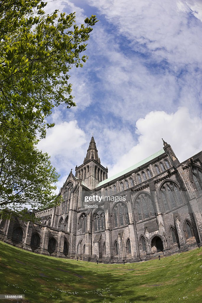 Glasgow Cathedral : Stock Photo