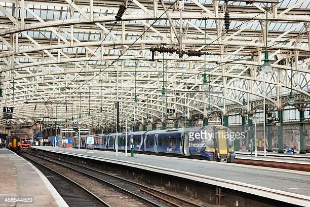 Estación Central de Glasgow