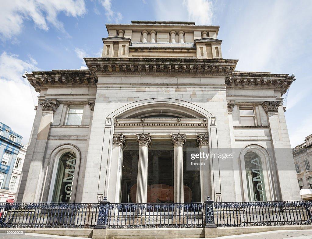 Glasgow Gallery of Modern Art : Stock Photo