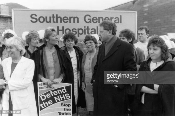Glasgow Govan By-Election 1988 was held on 10th November 1988, caused by the resignation of Bruce Millan as Member of Parliament for the constituency...