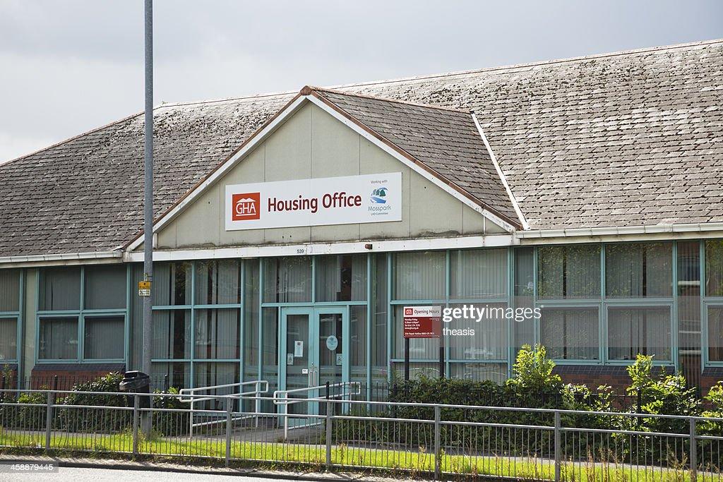 Glasgow Housing Association : Stock Photo