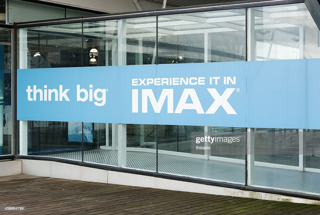 Glasgow IMAX Cinema : Stock Photo