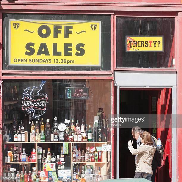 Glasgow Off-Licence