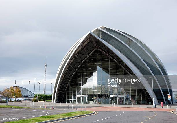 secc, glasgow - theasis stock pictures, royalty-free photos & images