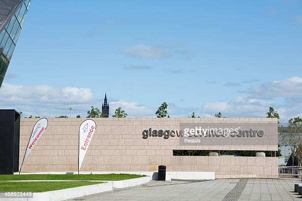 glasgow science centre - theasis stock-fotos und bilder