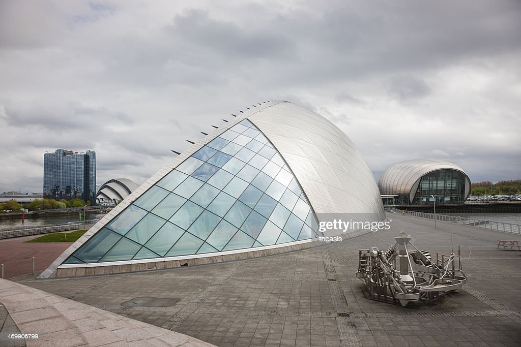 Glasgow Science Centre : Stock Photo
