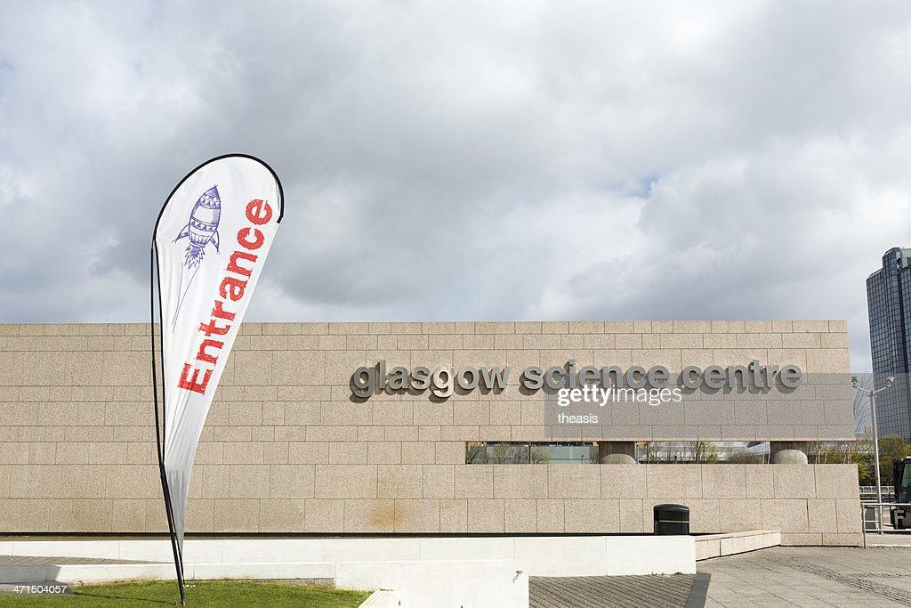 Glasgow Science Centre : Stock Photo
