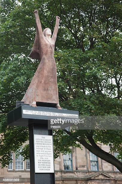 Glasgow Spanish Civil War Memorial