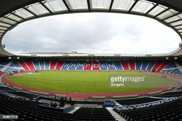 STADIEN 2002 Glasgow STADIONHAMPDEN PARK
