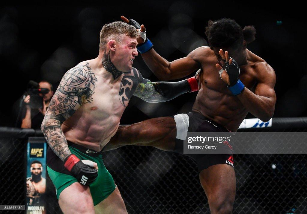 UFC Fight Night Glasgow : News Photo