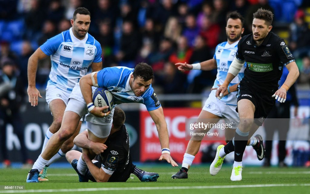 Glasgow Warriors v Leinster - European Rugby Champions Cup Pool 3 Round 2 : News Photo