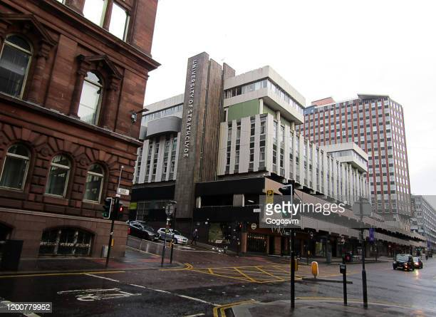 glasgow view - strathclyde stock pictures, royalty-free photos & images