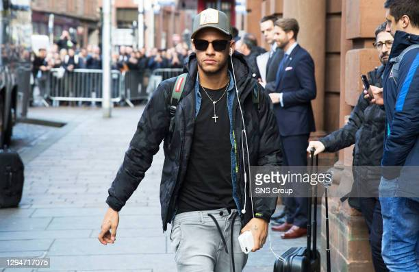 Barcelona's Neymar Jr