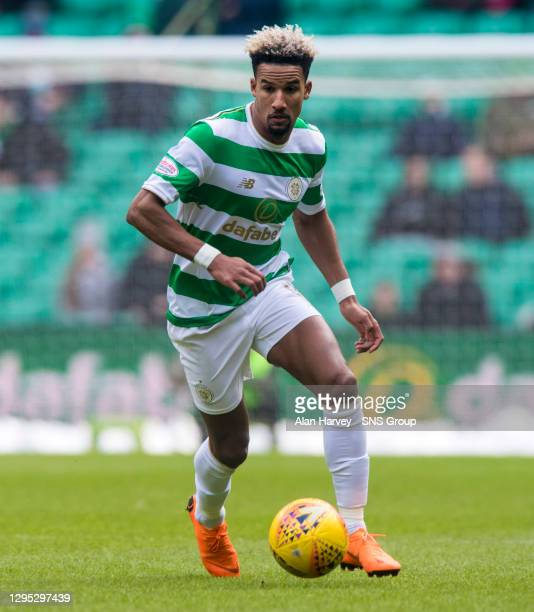 Scott Sinclair in action for Celtic