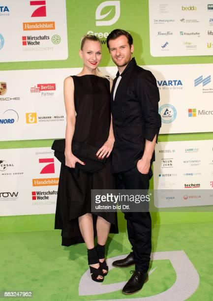 Glasperlenspiel auf den GreenTec Awards 2015 im Velodrom Berlin am