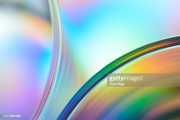 glass abstract - glass material stock pictures, royalty-free photos & images