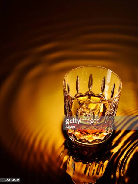 Glass and Whiskey