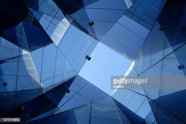 glass architecture, Barcelona