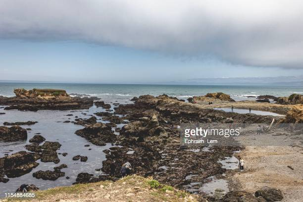 glass beach - ephraim lem stock pictures, royalty-free photos & images