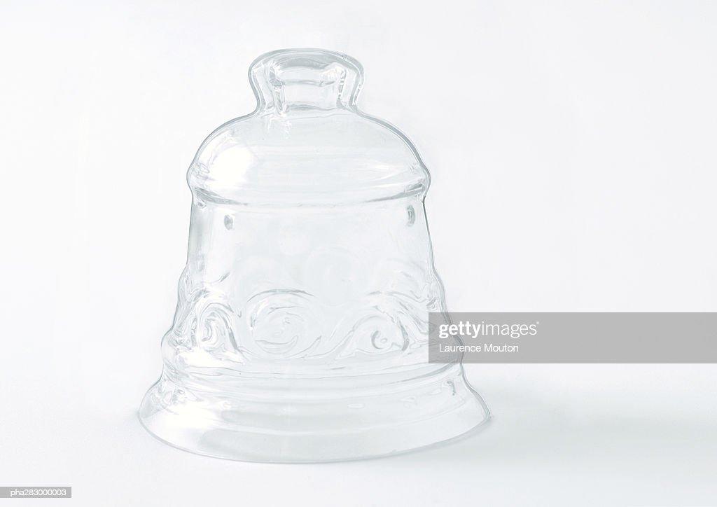 Glass bell : Stockfoto